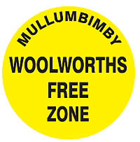 New Mullumbimby Stickers Now Available