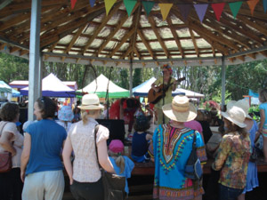 Mullumbimby Local Food Festival is a Huge Success